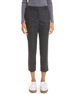 Treeca 2 Flannel Tweed Pants