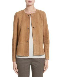 Tansy Suede Jacket