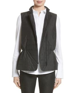 Avery Quilted Vest