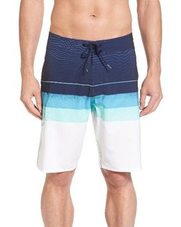 Lido Liney Mod Board Shorts