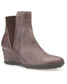 Amelia 21 Waterproof Wedge Bootie