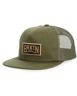 Langley Trucker Hat