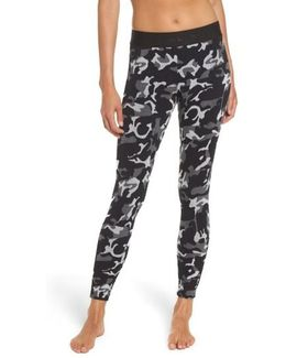 Knockout Crop Leggings