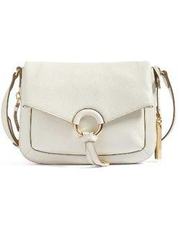 Adina Leather Crossbody Bag