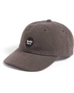Wheeler Baseball Cap