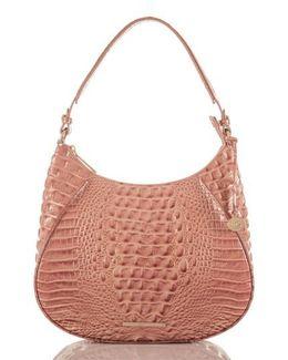 Amira Leather Shoulder Bag