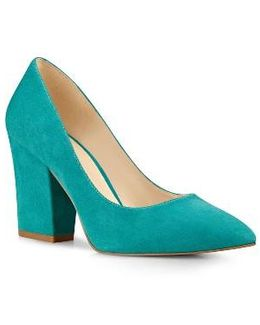 Scheila Pointy Toe Pump