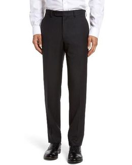 Tic Wool Trousers