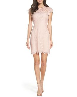 Jayce Lace Sheath Dress