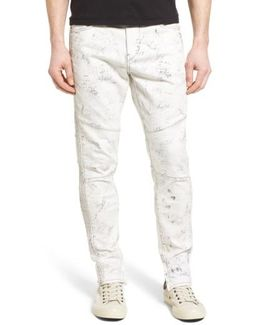 True Religion Racer Skinny Fit Jeans