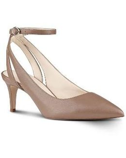 Shawn Ankle Strap Pump
