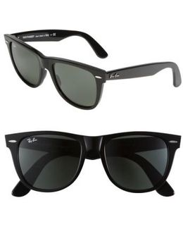 Standard Classic Wayfarer 50mm Polarized Sunglasses