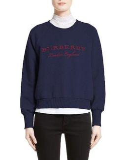 Torto Embroidered Sweatshirt