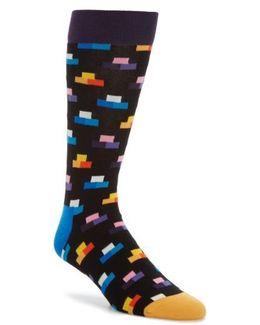 Digitized Pixel Socks