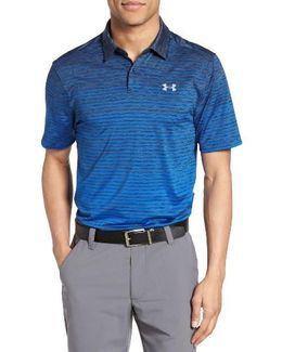 Trajectory Coolswitch Golf Polo