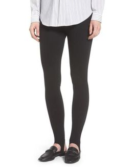 High Waist Stirrup Leggings