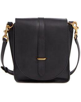 Ilana Leather Crossbody Bag