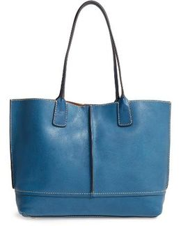 Adeline Leather Tote
