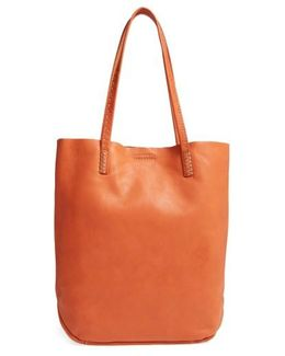 Naomi Leather Tote
