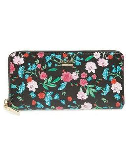 Cameron Street Jardin Lacey Leather Wallet