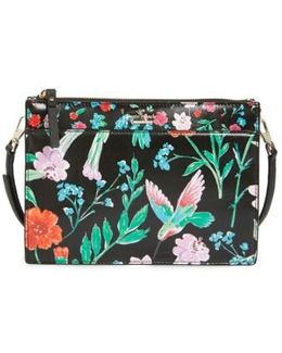 Cameron Street - Jardin Clarise Faux Leather Crossbody Bag