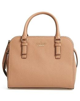 Jackson Street Small Kiernan Leather Top Handle Satchel