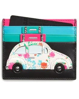 Scenic Route Car Card Holder