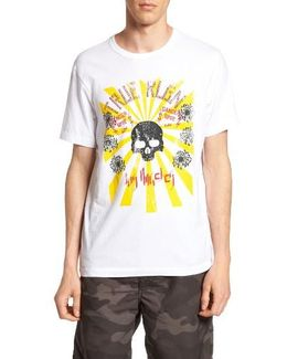 Rising Sun Graphic T-shirt