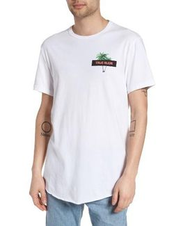Twin Palms Graphic T-shirt