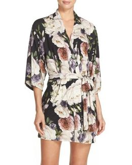 Renee Short Robe