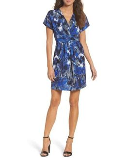 Avery Paradise Wrap Dress