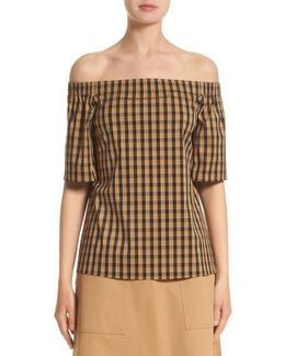 Livvy Neo Classic Check Blouse