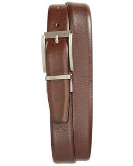 Reva Reversible Leather Belt