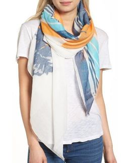 Stripe Sunset Scarf