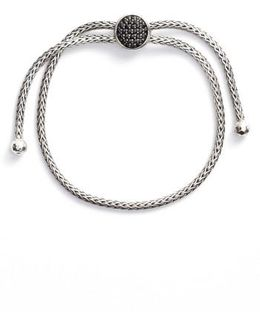 Classic Chain Sapphire Pull Bracelet
