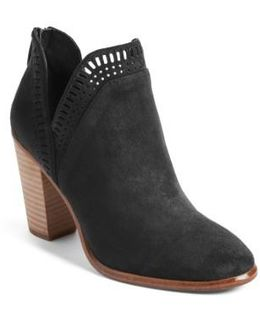 Fileana Split Shaft Bootie