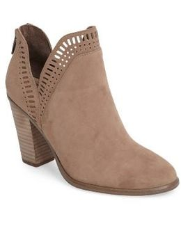 Fileana Split Shaft Ankle Boots