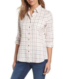 Triplebar Check Shirt