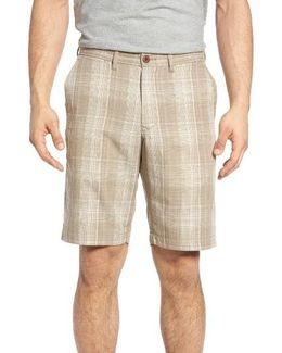 Dayboard Plaid Shorts