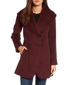 Jemma Shawl Collar Coat