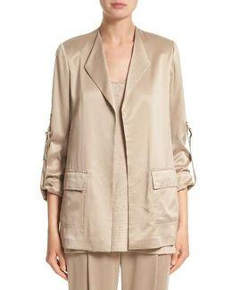 Halden Silk Jacket