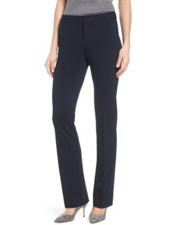 Stretch Knit Trousers