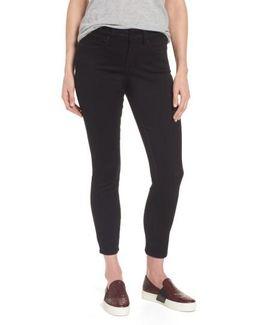 Ami Stretch Ankle Skinny Jeans