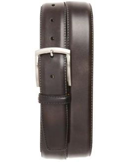 Tanning Leather Belt