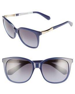Julieanna 54mm Polarized Sunglasses