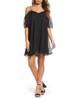 Constance Cold Shoulder Dress