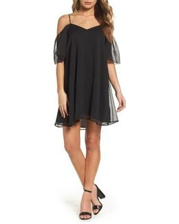 Constance Cold Shoulder Dress