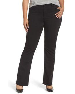 Barbara Stretch Bootcut Stretch Twill Pants Jeans