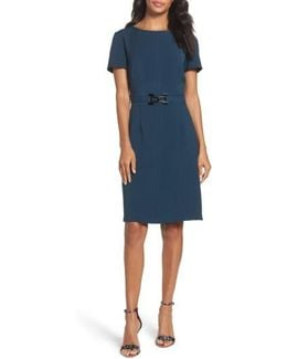 Stretch Sheath Dress