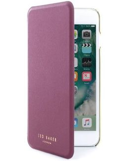Shannon Iphone 6/7 Plus Mirror Folio Case